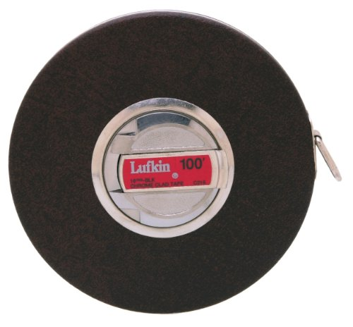 Lufkin-C216-38-Inch-by-100-Foot-Anchor-Chrome-Clad-Tape-0