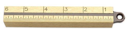Lufkin-Plumb-BobBrass-Outage20-Oz-1-Each-58712-0