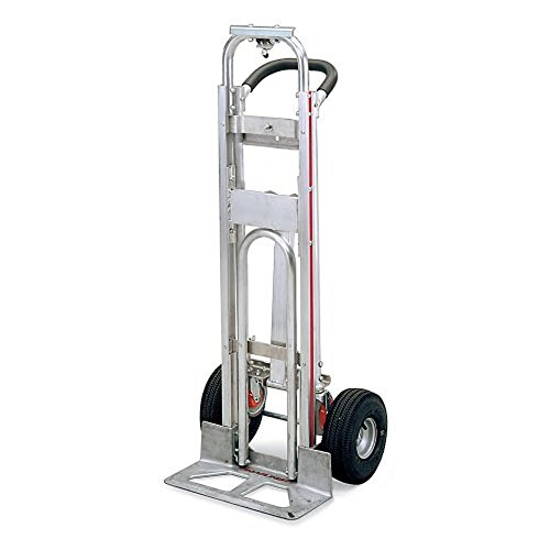 Magliner-TPAUAC-Aluminum-3-Position-Hand-Truck-U-Loop-Handle-Microcellular-Foam-Tires-500-lb-Capacity-52-Length-21-Height-21-Width-0