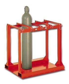 Meco-Cylinder-Pallet-Rack-6-Cylinder-Capacity-0
