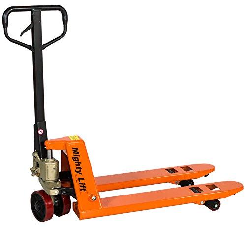 Mighty-Lift-ML2036-Narrow-Specialty-Pallet-Jacks-Trucks-5500-lb-Capacity-20-x-36-Fork-0