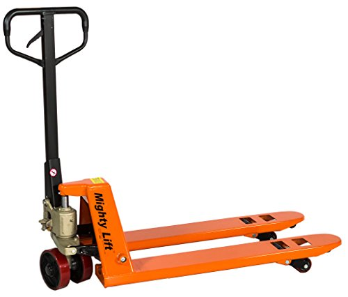 Mighty-Lift-ML2048-Narrow-Specialty-Pallet-Jacks-Trucks-5500-lb-Capacity-20-x-48-Fork-0