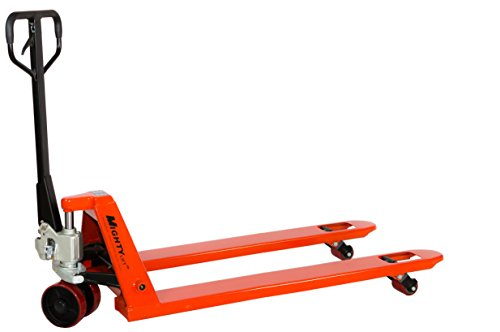 Mighty-Lift-ML2760-Heavy-Duty-Long-Fork-Pallet-JackTruck-4400-lb-Capacity-27-x-60-0