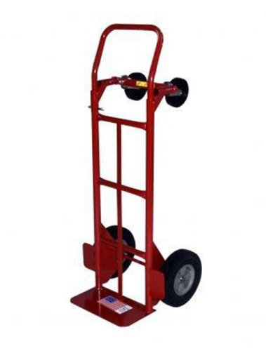 Milwaukee-47180-800-Pound-Capacity-Convertible-Hand-Truck-with-10-Inch-Ace-Tuf-Wheels-0