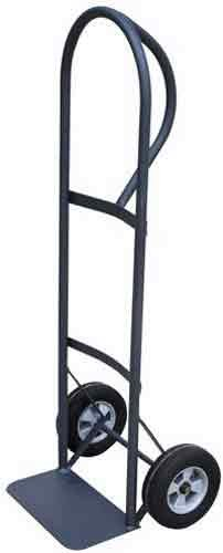 Milwaukee-Hand-Trucks-30020-P-Handle-Truck-with-8-Inch-Puncture-Proof-Tires-0