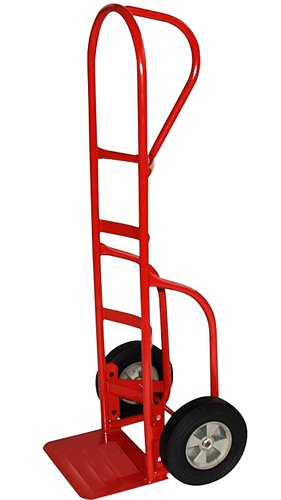 Milwaukee-Hand-Trucks-33045-P-Handle-Truck-with-10-Inch-Puncture-Proof-Tires-0