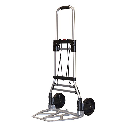 Milwaukee-Hand-Trucks-33882-Aluminum-Fold-up-Hand-Truck-with-7-Inch-Tires-0