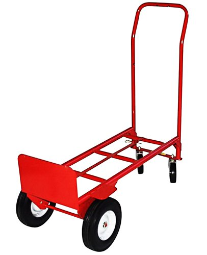 Milwaukee-Hand-Trucks-40180-Convertible-Truck-with-10-Inch-Puncture-Proof-Tires-and-Steel-Hub-0-0
