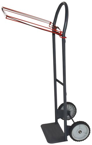 Milwaukee-Hand-Trucks-40620-Flow-Back-Handle-Truck-with-Poly-Bag-Holder-and-8-Inch-Semi-Pneumatic-Tires-0