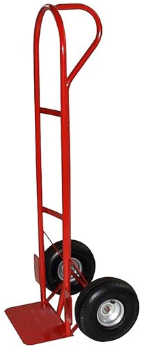 Milwaukee-Hand-Trucks-49866-P-Handle-Truck-with-10-Inch-Pneumatic-Tires-0