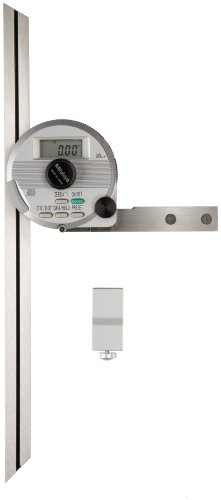 Mitutoyo-187-552-Digital-Universal-Bevel-Protractor-12-Blade-1-minute-001-DegResolution-With-Output-0