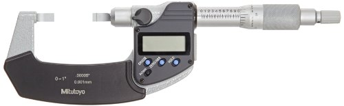 Mitutoyo-LCD-Blade-Micrometer-Ratchet-Stop-InchMetric-0