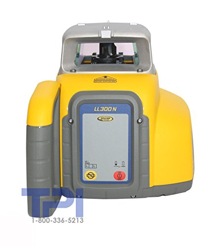NEW-TRIMBLE-SPECTRA-PRECISION-LL300-SELF-LEVELING-ROTARY-LASER-LEVEL-0-1