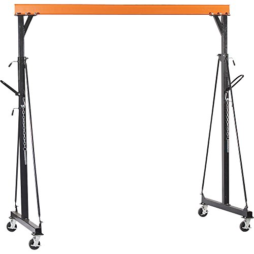 Northern-Industrial-Adjustable-Gantry-Crane-2000-Lb-Capacity-0-0