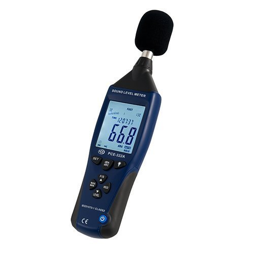 PCE-Instruments-Sound-Level-Meter-PCE-322-A-to-record-sound-levels-0