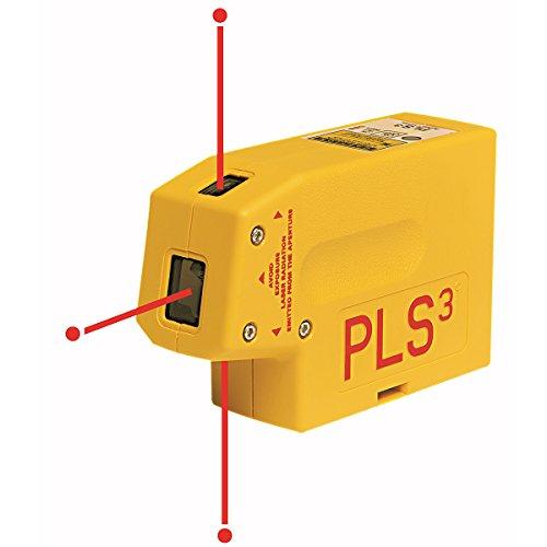 PLS-Laser-PLS-60523-PLS3-Laser-Level-Tool-Yellow-0