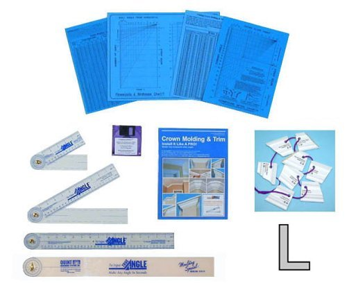 Pkg-2-Crown-Molding-Trim-Contractor-Complete-Package-Plus-Free-Set-of-Crown-Molding-Templates-0