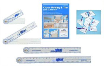 Pkg-5-Deluxe-Crown-Molding-Trim-Kit-with-Crown-Molding-Template-Set-0