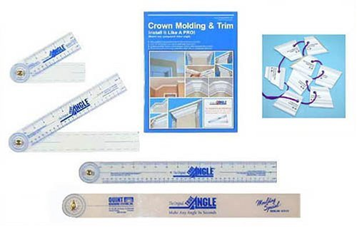 Pkg-6-Contractor-Deluxe-Crown-Molding-Trim-Kit-Includes-Set-of-Crown-Molding-Templates-0