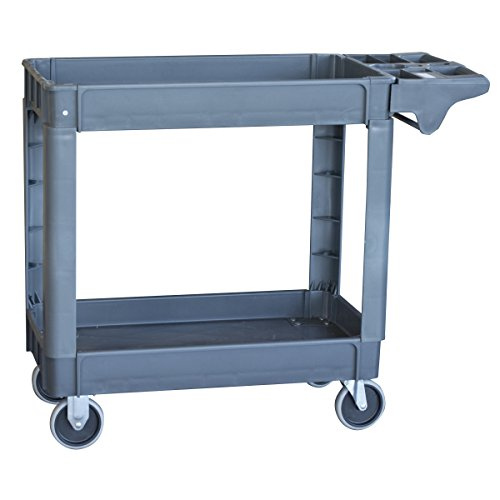 Pro-Series-SCART550-Two-Shelf-Heavy-Duty-Utility-Cart-with-550-lb-Capacity-Large-0