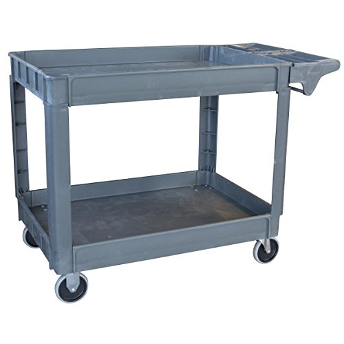Pro-Series-SCART550XL-Two-Shelf-Heavy-Duty-Utility-Cart-with-550-lb-Capacity-X-Large-0