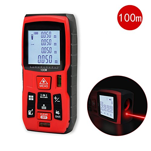 Qyuhe-Laser-Distance-Meter-Measure-Measuring-Tool-Measurement-Device-handheld-range-finder-with-Mute-Function-and-Backlit-Display-0