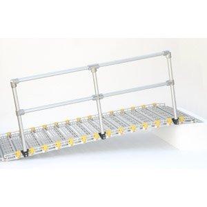Roll-A-Ramp-4040-6-6-ft-Aluminum-Handrail-Kit-0