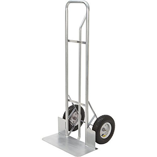 Roughneck-Hand-Truck-1000-Lb-Capacity-P-Handle-Oversized-Toe-Plate-0-0