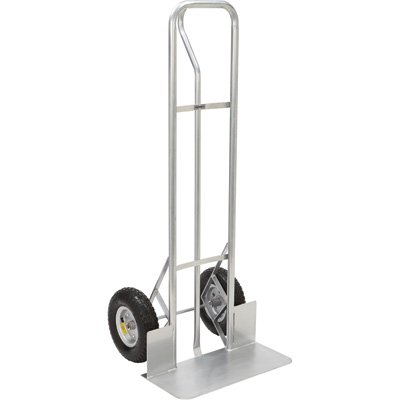 Roughneck-Hand-Truck-1000-Lb-Capacity-P-Handle-Oversized-Toe-Plate-0