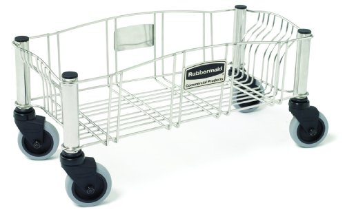 Rubbermaid-Commercial-FG355300SSSTL-Slim-Jim-Stainless-Steel-Dolly-for-Slim-Jim-Containers-0