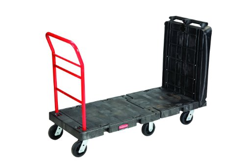 Rubbermaid-Commercial-FG449600BLA-Convertible-Platform-Truck-2000-Pound-Capacity-0