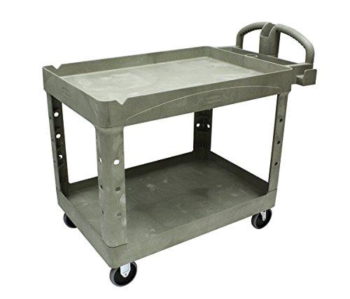 Rubbermaid-Commercial-Heavy-Duty-Utility-Cart-Lipped-Shelves-Medium-Black-452088BK-0