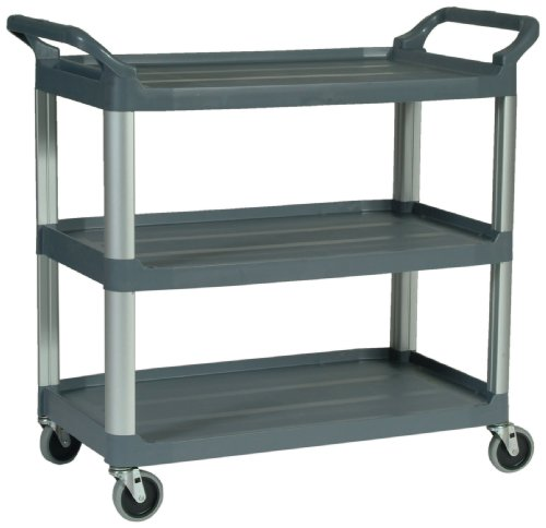 Rubbermaid-HDPE-Service-Cart-300-lbs-Load-Capacity-0-0