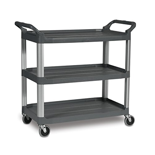 Rubbermaid-HDPE-Service-Cart-300-lbs-Load-Capacity-0