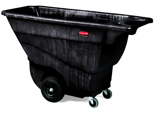 Rubbermaid-Structural-Foam-Dump-Truck-Black-0