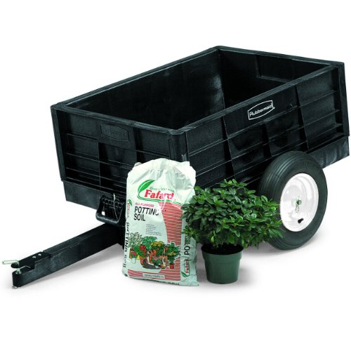 Rubbermaid-Structural-Foam-Tractor-Cart-0