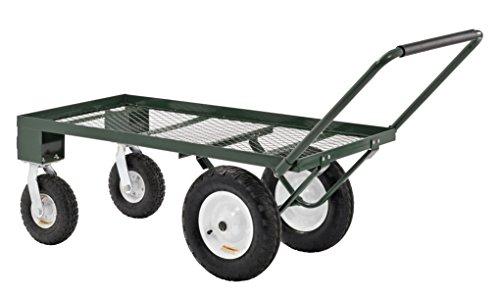 Sandusky-FW4824-Heavy-Duty-Steel-4-Wheel-Flat-Wagon-with-Pull-Handle-750-lbs-Capacity-48-Length-x-24-Width-0-0