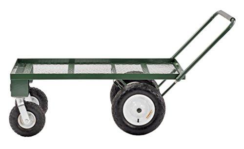 Sandusky-FW4824-Heavy-Duty-Steel-4-Wheel-Flat-Wagon-with-Pull-Handle-750-lbs-Capacity-48-Length-x-24-Width-0