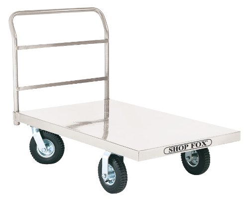 Milwaukee Hand Trucks 30087 Hand Truck With Solid Platform