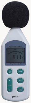 Sinometer-JTS1357-Audio-Digital-Sound-Level-MeterDB-Meter-Decibel-Measure-Pressure-Tester-0-0
