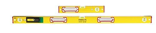 Stabila-37816-48-Inch-and-16-Inch-Aluminum-Box-Beam-Level-Set-0