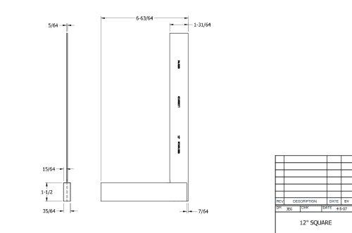 Starrett-3020-12-Toolmakers-Grade-Stainless-Steel-Square-6-78-Beam-Length-12-132-Blade-Length-0-0