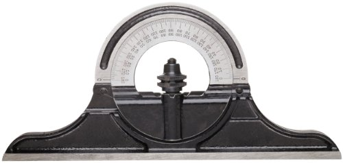 Starrett-CPR-1224S-Cast-Iron-Reversible-Protractor-Head-For-Combination-Squares-Combination-Sets-And-Bevel-Protractors-0