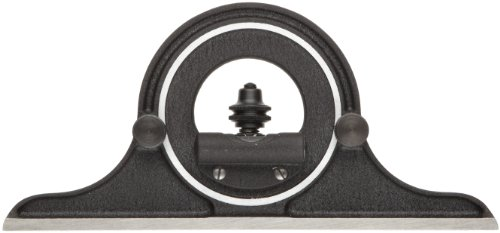 Starrett-CPR-1224W-Cast-Iron-Reversible-Protractor-Head-For-Combination-Squares-Combination-Sets-And-Bevel-Protractors-0-0