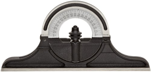 Starrett-CPR-1224W-Cast-Iron-Reversible-Protractor-Head-For-Combination-Squares-Combination-Sets-And-Bevel-Protractors-0