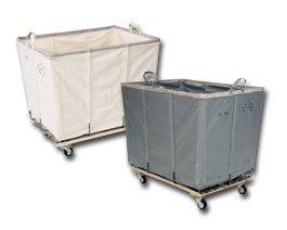Steele-Canvas-Basket-White-Canvas-H92-6-Inside-Dimensions-L-X-W-X-D-30-X-20-X-20-12-Wt-Lbs-28-Bushel-Capacity-6-92-6-0