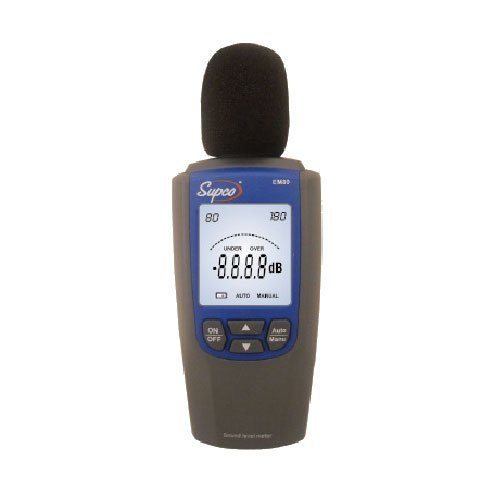 Supco-EM80-Sound-Level-Meter-24-Length-x-12-Width-x-61-Height-30-to-120dB-15-dB-Accuracy-0