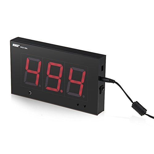 T-Tocastm-23-on-Wall-Mount-LCD-Digital-Sound-Level-Meter-30-130-dB-Decibel-Noise-Measurement-for-Bar-Home-Office-Hospital-0