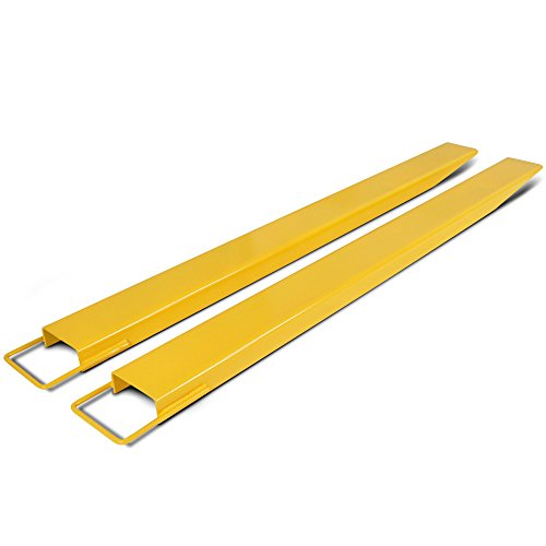 Titan-72-x-55-Pallet-Fork-Extensions-for-forklifts-lift-truck-forklift-0-0