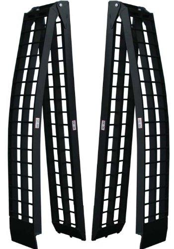 Titan-Pair-of-10-Long-Folding-Alluminum-Arch-ATV-Ramps-0-0